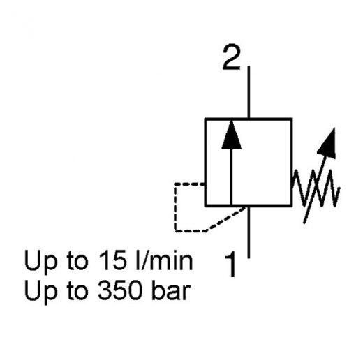 Relief-valve---DB3E
