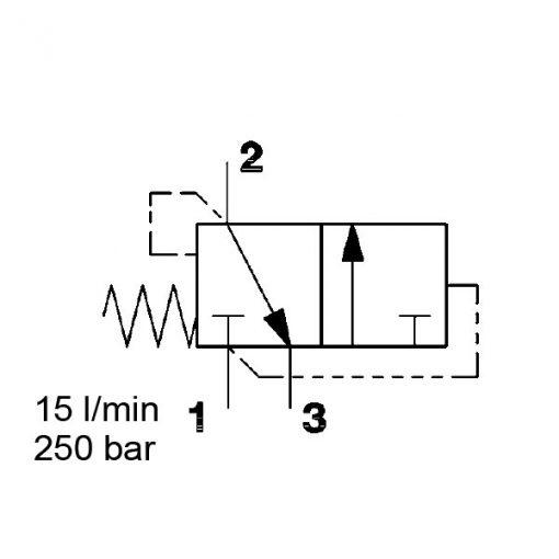 Directional Spool Valve WKH05330
