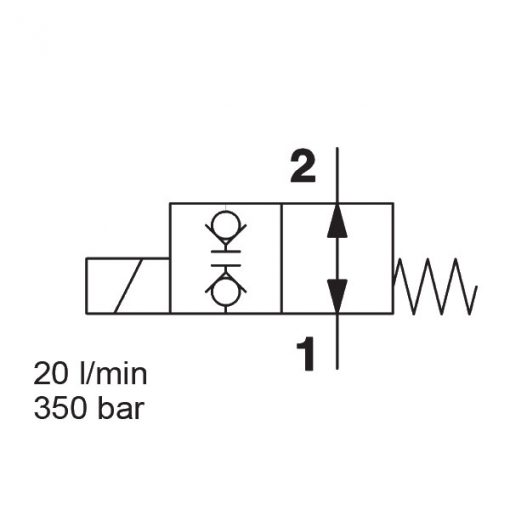 solenoid WS08V-01
