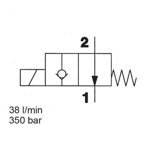 Soleoid valve WS08Y-01