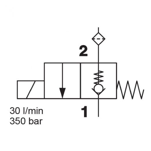 Solenoid Directional Valve WS08Z-30