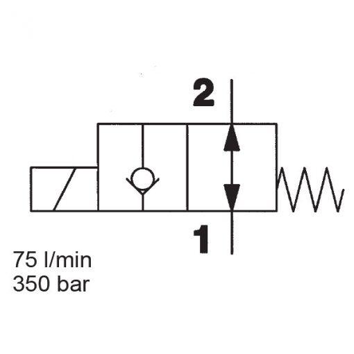 solenoid valve WS10YR