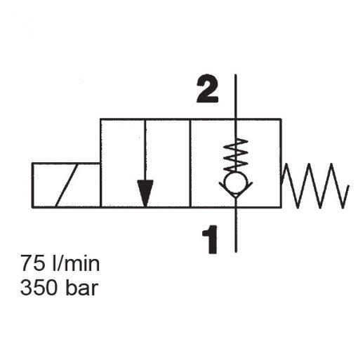 Solenoid Directional Valve WS10Z-01