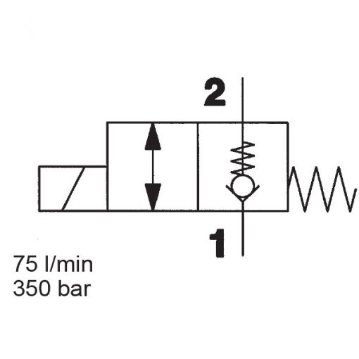 Solenoid Directional Valve WS10ZR-01