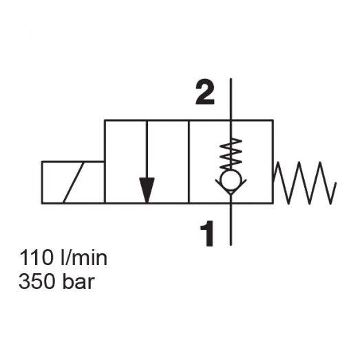 solenoid valve WS12Z-01