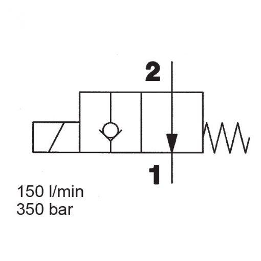 Solenoid valve WS16Y-01