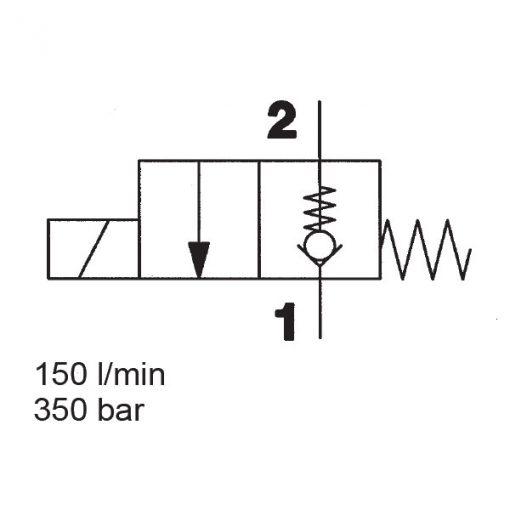 Solenoid valve WS16Z-01