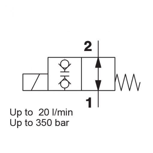 solenoid WSM06020V-01
