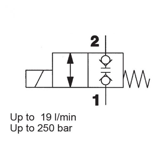 solenoid valve WSM06020W-01