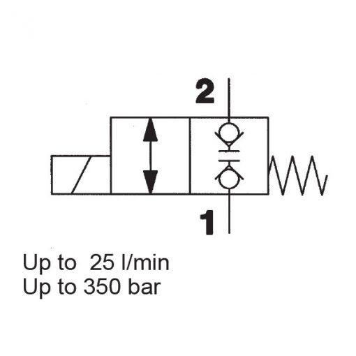 solenoid valve WSM06020W-61