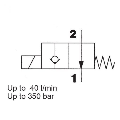 Solenoid valve WSM06020Y-01