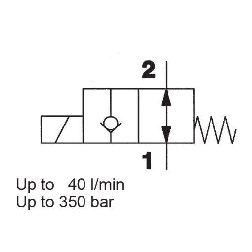 solenoid valve WSM06020YR-01