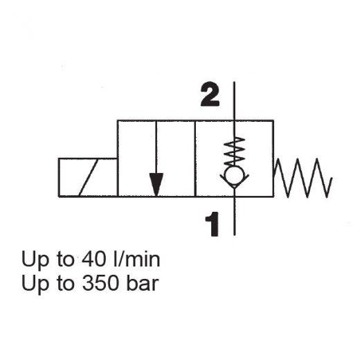 Solenoid Directional Valve WSM06020Z-01
