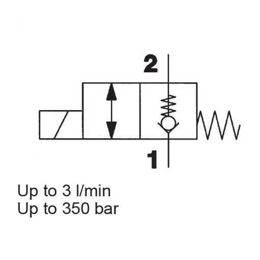 Solenoid valve WSM06020Z-70