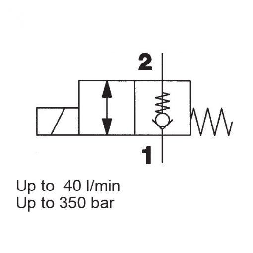 Solenoid Directional Valve WSM06020ZR-01