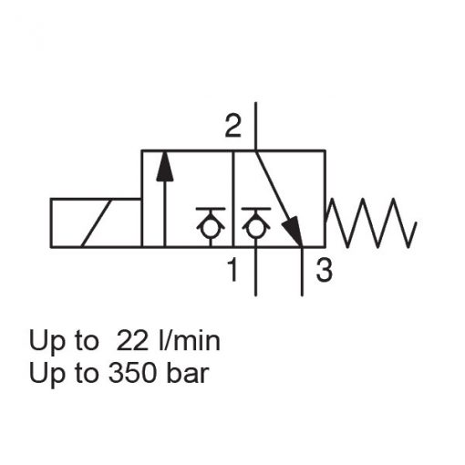 Solenoid Directional Valve WSM08130C-01