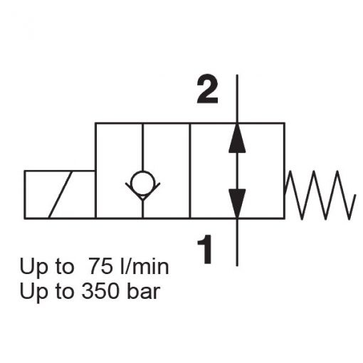 solenoid valve WSM10120YR-01