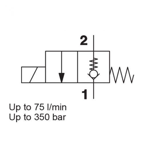 Solenoid valve WSM10120Z-01