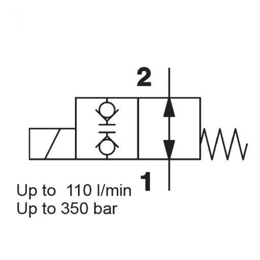 solenoid WSM12120V-01