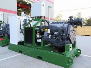 Hydraulic Pumping Unit