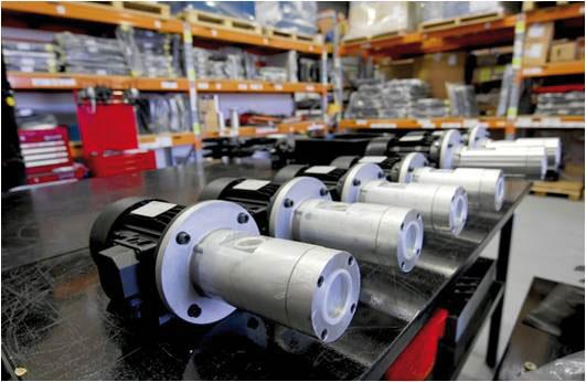 Screw pumps manufacturer