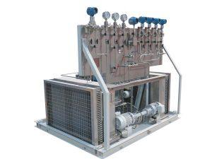 HYDAC lubrication system