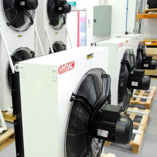 AC-LN Cooling