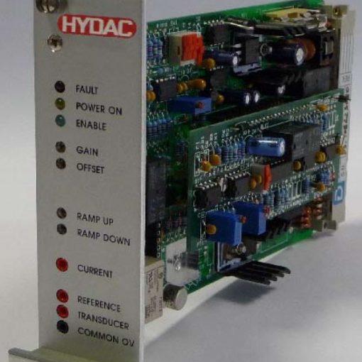 Eurocard Amplifier for Proportional Valves PEK SRA