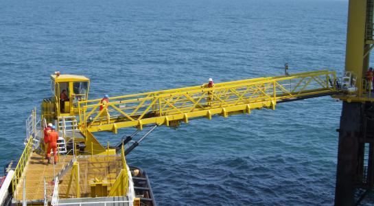 Offshore Access Platform
