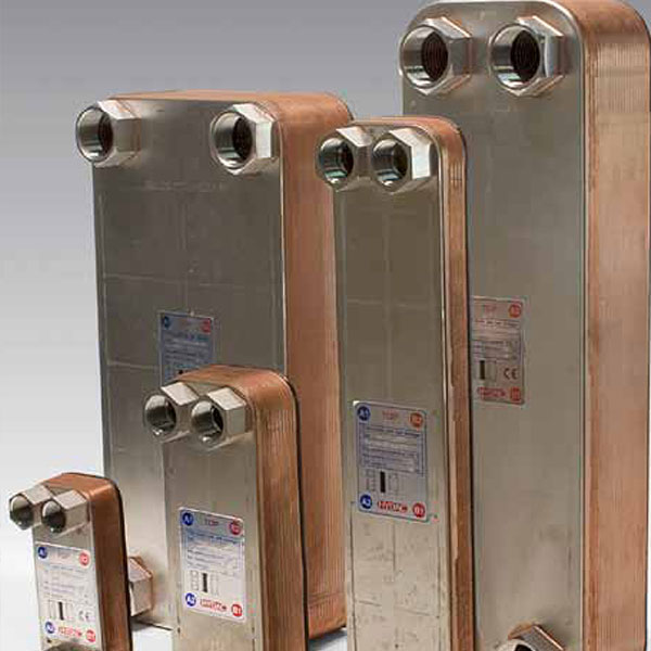 Fluid cooling systems hydac