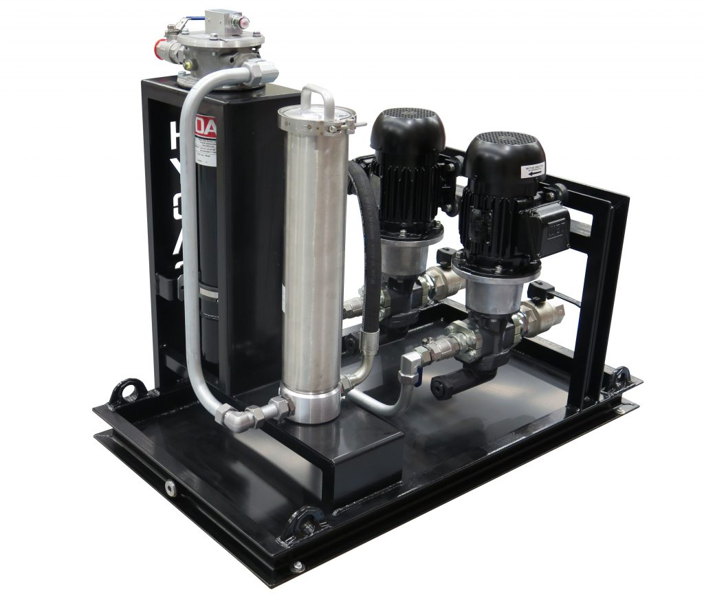 Bulk Diesel Fuel Filtration