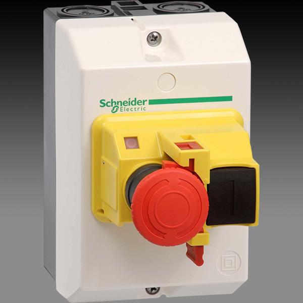 Basic motor starter ess hydac for Motor starter control panel